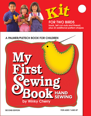 My First Sewing Book: Hand Sewing - Cherry, Winky