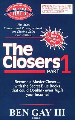 Closers - Pickens, Jim, and Gay, Ben, III (Editor)
