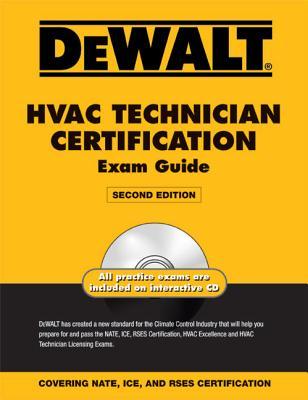 DeWALT HVAC Technician Certification Exam Guide - Christopherson, Norm