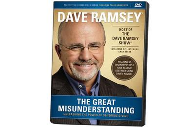 The Great Misunderstanding - Ramsey, Dave (Read by)