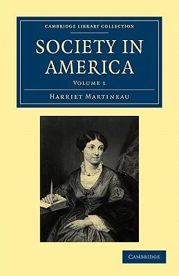 Society in America - Martineau, Harriet