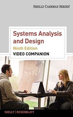 Video Companion DVD for Shelly/Rosenblatt's Systems Analysis and Design, 9th - Shelly, Gary B, and Rosenblatt, Harry J