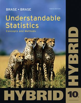 Understandable Statistics: Concepts and Methods - Brase, Charles Henry, and Brase, Corrinne Pellillo