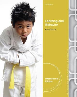 Learning and Behavior: Active Learning Edition - Chance, Paul