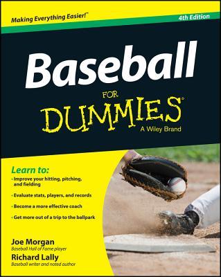 Baseball for Dummies - Morgan, Joe, and Lally, Richard