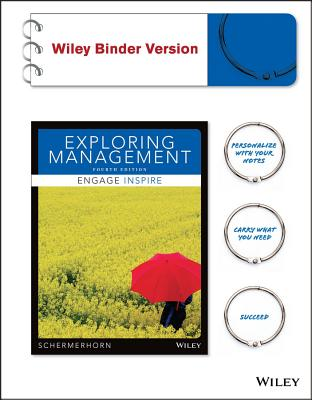Exploring Management - Schermerhorn, John R, Jr.