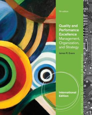 Quality and Performance Excellence - Evans, James R.