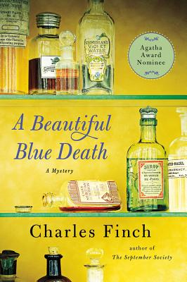 A Beautiful Blue Death - Finch, Charles