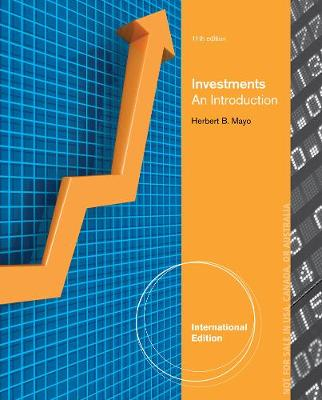 Investments: An Introduction - Mayo, Herbert B.