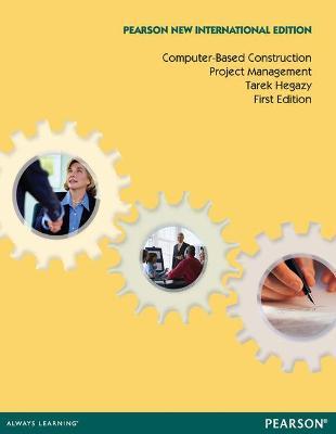 Computer-based Construction Project Management - Hegazy, Tarek