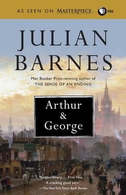 Arthur & George - Barnes, Julian