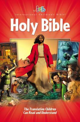 Contemporary 3-D Art Bible-ICB - Nelson Bibles (Creator)