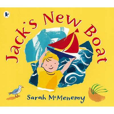 Jack's New Boat - McMenemy, Sarah