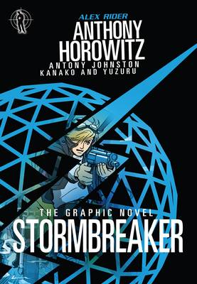 Stormbreaker: The Graphic Novel - Horowitz, Anthony, and Johnston, Antony