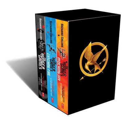 The Hunger Games Trilogy Box Set - Collins, Suzanne