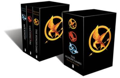 The Hunger Games Trilogy Classic - Collins, Suzanne