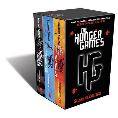 Hunger Games Trilogy Boxed Set - Collins, Suzanne