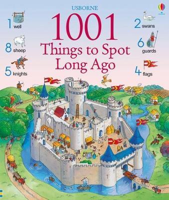 1001 Things to Spot Long Ago - Doherty, Gillian