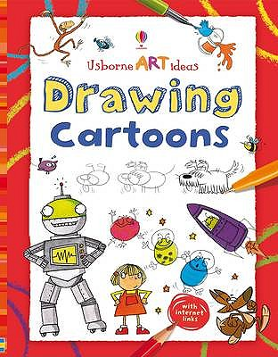 Drawing Cartoons - Milbourne, Anna