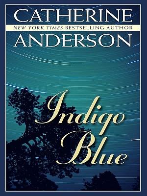 Indigo Blue - Anderson, Catherine