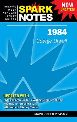 """""""1984"""" - Orwell, George, and SparkNotes (Editor)"""