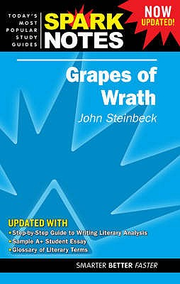 """""""Grapes of Wrath"""" - Steinbeck, John, and SparkNotes (Editor)"""