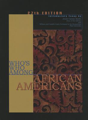 Who's Who Among African Americans - Craddock, James (Editor), and Smith, Jessie Carney, PhD (Foreword by)