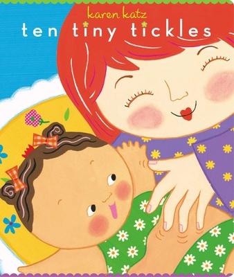 Ten Tiny Tickles -