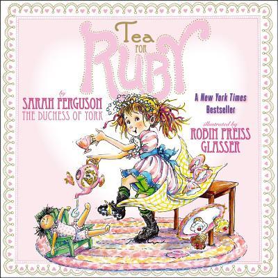 Tea for Ruby - Ferguson, Sarah