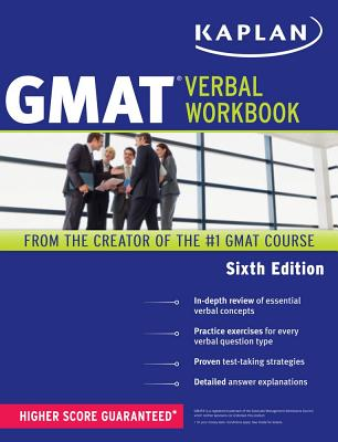 Kaplan GMAT Verbal Workbook - Kaplan
