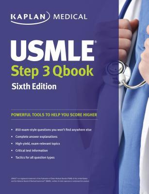 USMLE Step 3 Qbook - Kaplan (Creator)