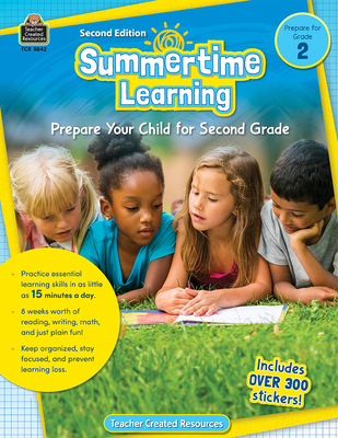 Summertime Learning Grade 2 - Russikoff, Erica N (Editor)