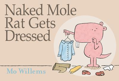Naked Mole Rat Gets Dressed -