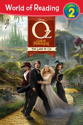 Oz the Great and Powerful: The Land of Oz - Baum, L Frank (Original Author), and Kapner, Mitchell (Screenwriter), and Lindsay-Abaire, David (Screenwriter)