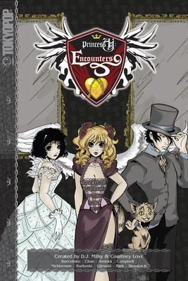 Princess AI: Encounters - Milky, D J (Creator), and Love, Courtney (Creator), and Yazawa, Ai (Designer)