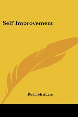 Self Improvement - Allers, Rudolph