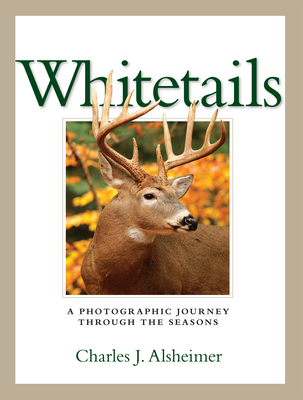 Whitetails: A Photographic Journey Through the Seasons - Alsheimer, Charles J (Photographer)