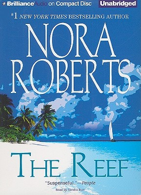 The Reef - Roberts, Nora, and Burr, Sandra (Read by)