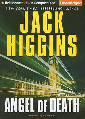 Angel of Death - Higgins, Jack, and Page, Michael (Performed by)