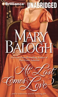 At Last Comes Love - Balogh, Mary, and Flosnik, Anne (Read by)