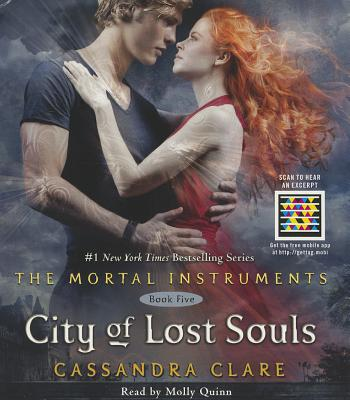 City of Lost Souls - Clare, Cassandra, and Quinn, Molly C (Read by)