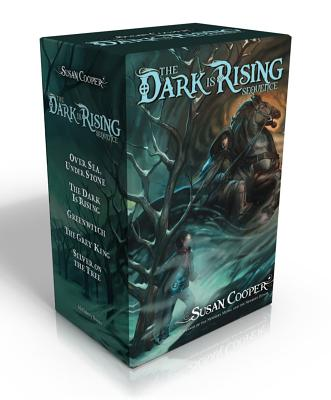 The Dark Is Rising Sequence: Over Sea, Under Stone/The Dark Is Rising/Greenwitch/The Grey King/Silver on the Tree - Cooper, Susan