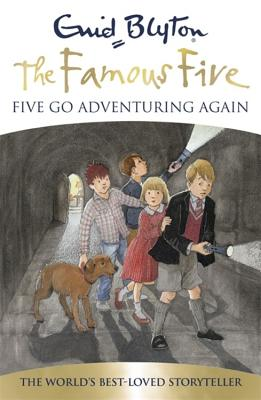 Five Go Adventuring Again - Blyton, Enid