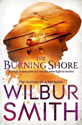 The Burning Shore - Smith, Wilbur