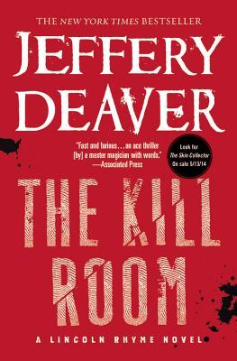 The Kill Room - Deaver, Jeffery
