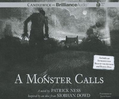 A Monster Calls - Ness, Patrick, and Isaacs, Jason (Performed by)