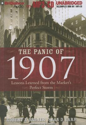 The Panic of 1907: Lessons Learned from the Market's Perfect Storm - Bruner, Robert F, and Carr, Sean D, and Snyder, Jay (Performed by)