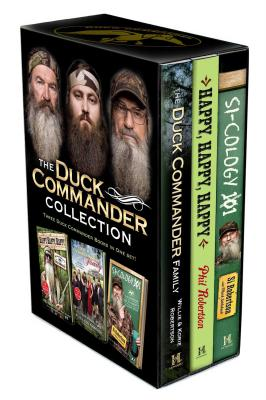 Duck Commander Collection: Duck Commander Family; Happy, Happy, Happy; And Si-Cology 1 - Robertson, Willie, and Robertson, Korie, and Robertson, Phil