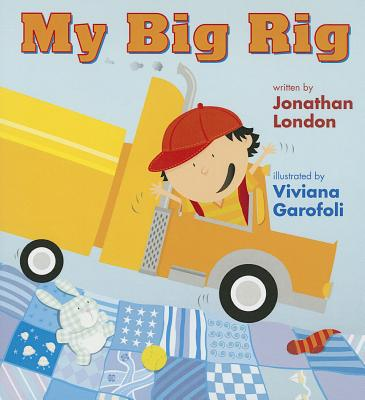 My Big Rig - London, Jonathan