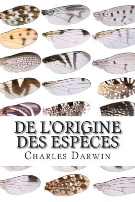 de L'Origine Des Especes - Darwin, Charles, Professor, and Barbier, Edmond